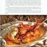 Der Mann und das Ziel Gourmetküche Teil II - diesmal mit dem Ducasse
